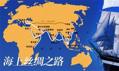 南非和中国距离地图