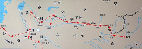 古代旅行大咖如何环游世界 中国历史上真正的七大驴友原来是他们