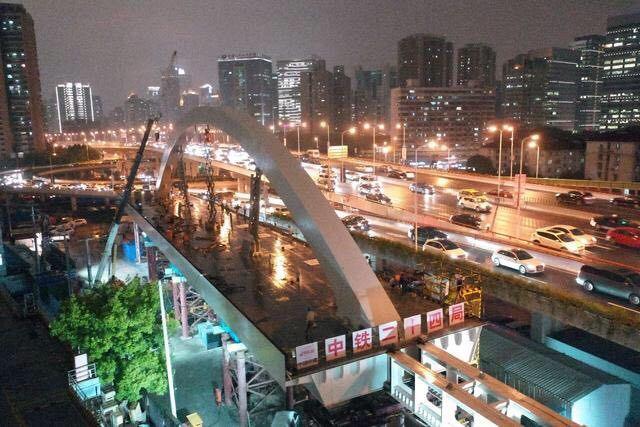 """亚博国际帐号注册:上海:重大工程北横通道"""""""