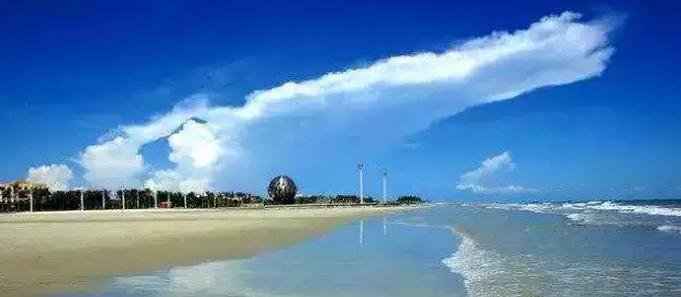 北海游泳偷拍_十,广西北海·银滩
