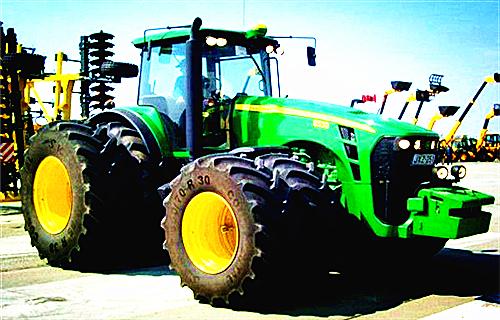 佳木斯市农机产业群带动配套企业发展