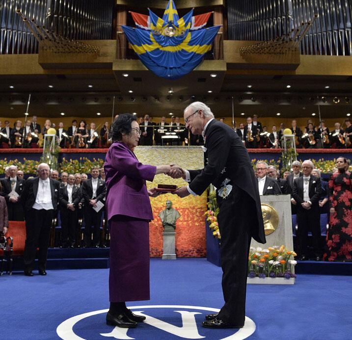 日呦呦屄_瑞典卡罗琳医学院10月5日宣布,中国药学家屠呦呦获得2015年诺贝尔