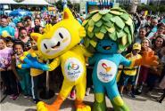 里约奥运会 中国风