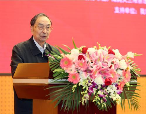蒋正华:脱贫攻坚凝结着民族的梦想