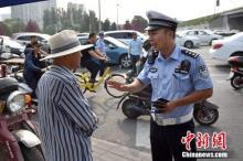 """北京启动路口""""最严执法"""" 出狠招整治交通乱象"""